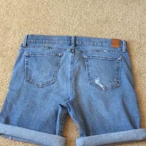 Anthropologie Shorts - {Level 99} Denim Short
